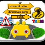 Fatih otomatik vites direksiyon dersi-TSBM