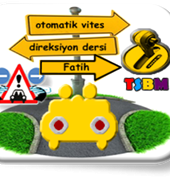 Otomatik vites direksiyon dersi Fatih-TSBM