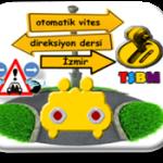 Otomatik vites direksiyon dersi İzmir TSBM