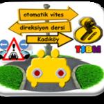 Kadıköy otomatik vites direksiyon dersi-TSBM