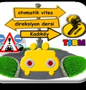 Otomatik vites direksiyon dersi Kadıköy-TSBM