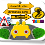 Otomatik vites direksiyon dersi Mimaroba Mimarsinan TSBM
