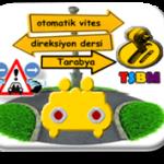 Tarabya otomatik vites direksiyon dersi-TSBM