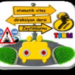 Otomatik vites direksiyon dersi Zeytinburnu TSBM